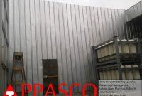 Cladding Spandex di Lippo Mall St.Moritz