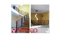 Railing minimalis tangga minimalis
