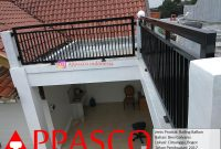 Railing Balkon Minimalis Cimanggu