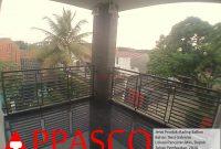 Railing Balkon Minimalis Pancoran Mas Depok