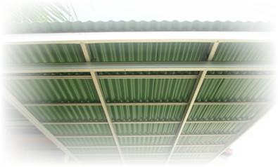 ilustrasi kanopi atap gogreen