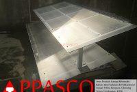 kanopi minimalis untuk cahaya dan ventilasi