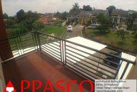 railing balkon taman cimanggu