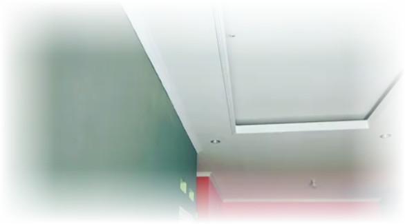 video pemasangan plafon atap di pamulang