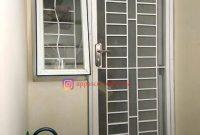 Pintu dan Teralis Minimalis di River Valley Bogor