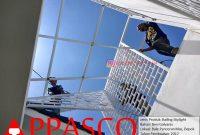 Railing Skylight Atap Rumah di Pancoran Mas Depok
