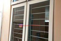 Teralis Minimalis Besi Kotak di BNR Bogor