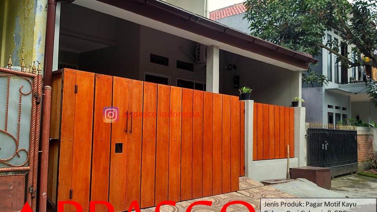 Daftar Harga Pagar Rumah Per Meter Terbaru 2018 Jual Kanopi Tralis