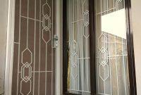 Pintu dan Teralis Jendela Minimalis Modern Model Cantik di Serua