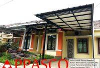 Kanopi Atap Spandek Peredam di Panorama Bali Residence