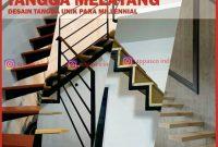 Tangga Melayang Desain Untuk Rumah Milenial