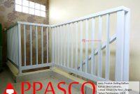 Railing Balkon Minimalis di Kinan City Residence