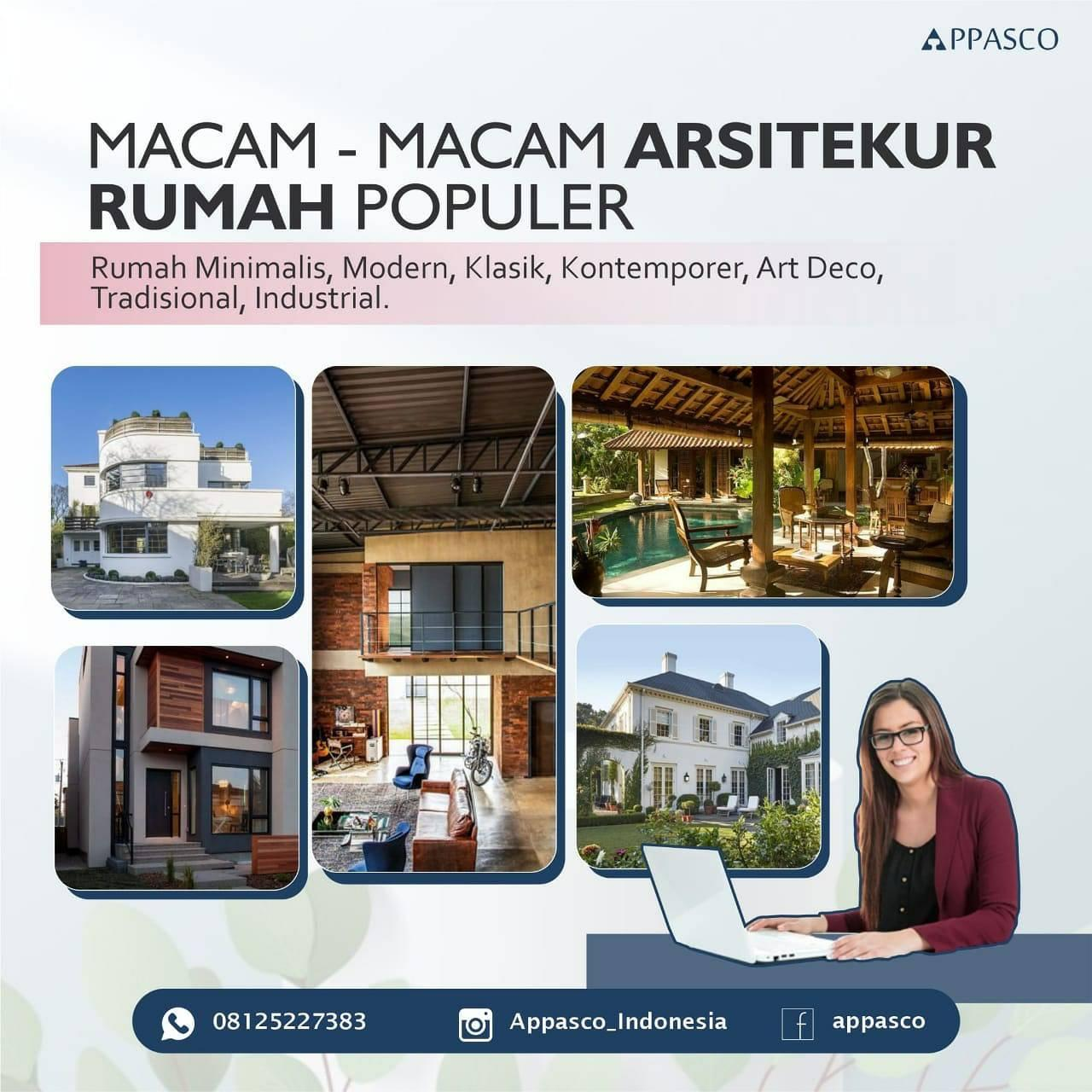 Jenis Model Rumah yang Populer
