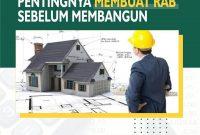 Pentingnya RAB Renovasi Rumah