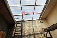 Kanopi Transparan Skylight di Taman Melati Sawangan