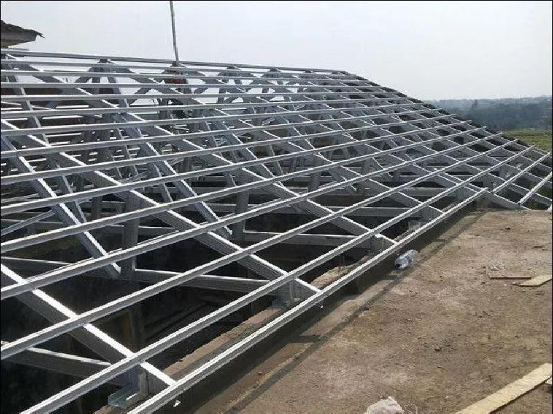 canopy rangka baja ringan 1