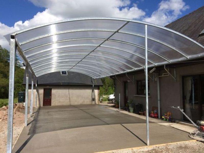 5 Kelebihan atap polycarbonat untuk kanopi teras rumah 1